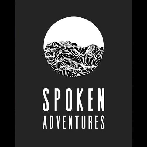Spoken adventures frame